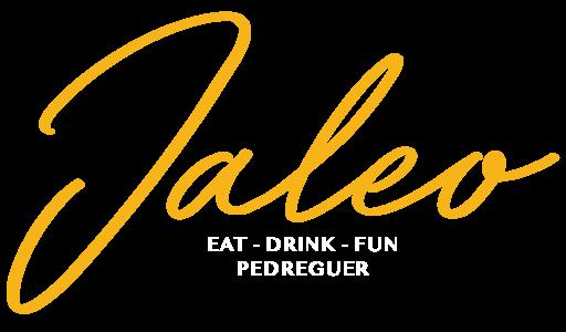 jaleo pedreguer logotipo